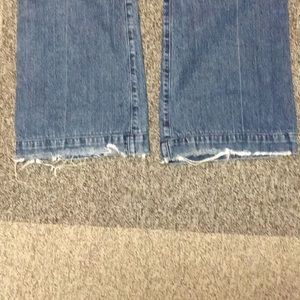 7 For All Mankind Jeans - 7 For All Mankind dojo wide leg jeans - size 29